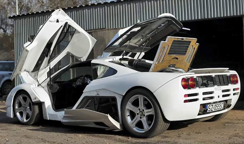 Mclaren F1 Replica That Actually Looks Good And Is Also