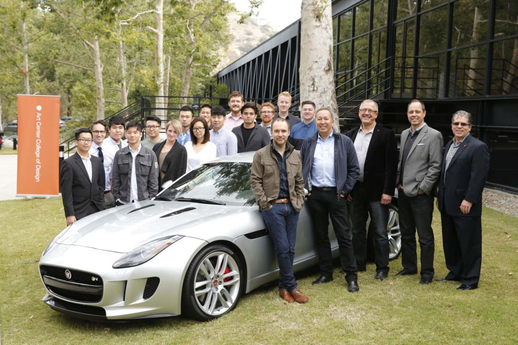 Jaguar Partnership Challenges Students To Design Sports Cars For 2030--And Beyond