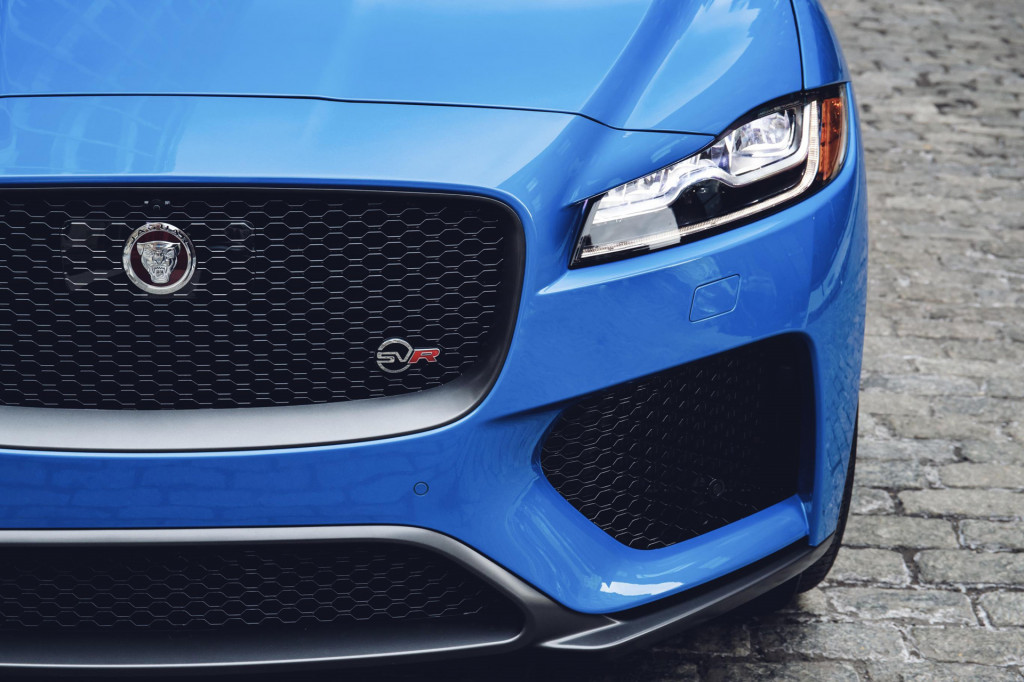 Jaguar explains why its 2019 F-Pace SVR means business