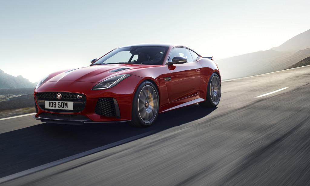 2019 Jaguar F-Type preview