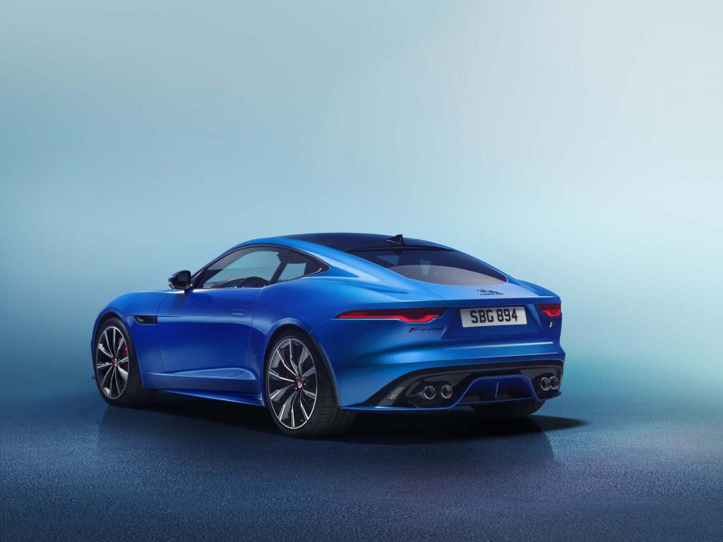 2021 jaguar f