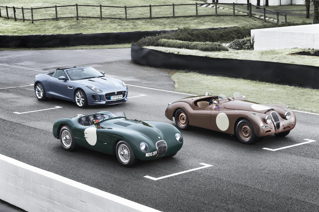 Jaguar Heritage Racing Cars To Run Mille Miglia