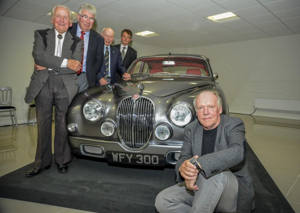 Jaguar Mark 2 by Ian Callum and Classic Motor Cars Limited