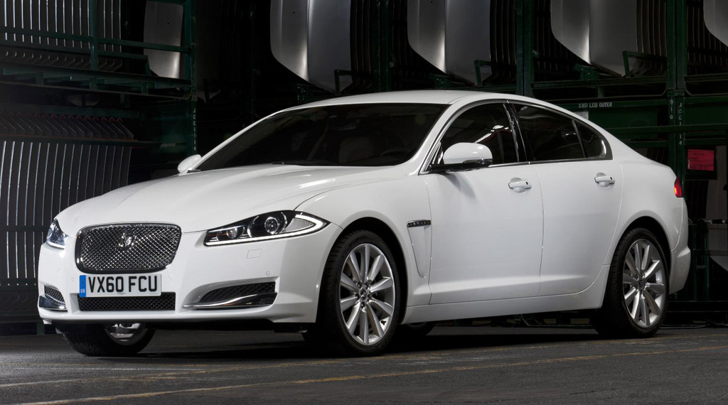 2012 Jaguar XF Review, Ratings, Specs, Prices, And Photos   The Car  Connection