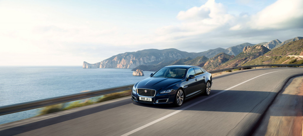 Jaguar XJ50 special edition marks model's 50th anniversary