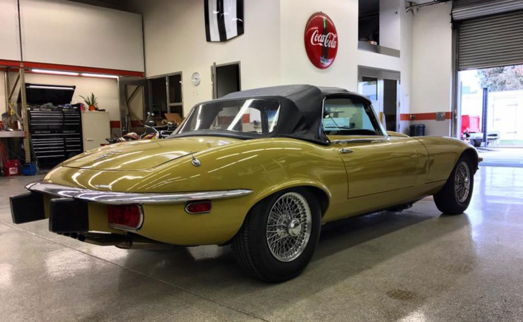 Chip Foose Jaguar E-Type
