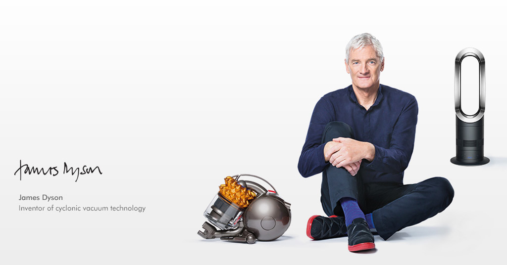 Dyson amps up drive toward electric cars