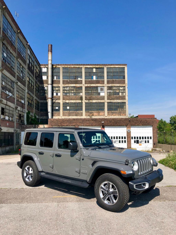 2019 Jeep Wrangler in Toledo
