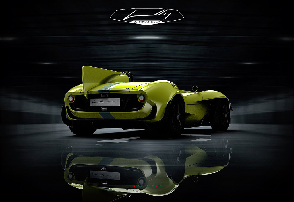 Jannarelly provides more insight into Design-X1 and its potential production
