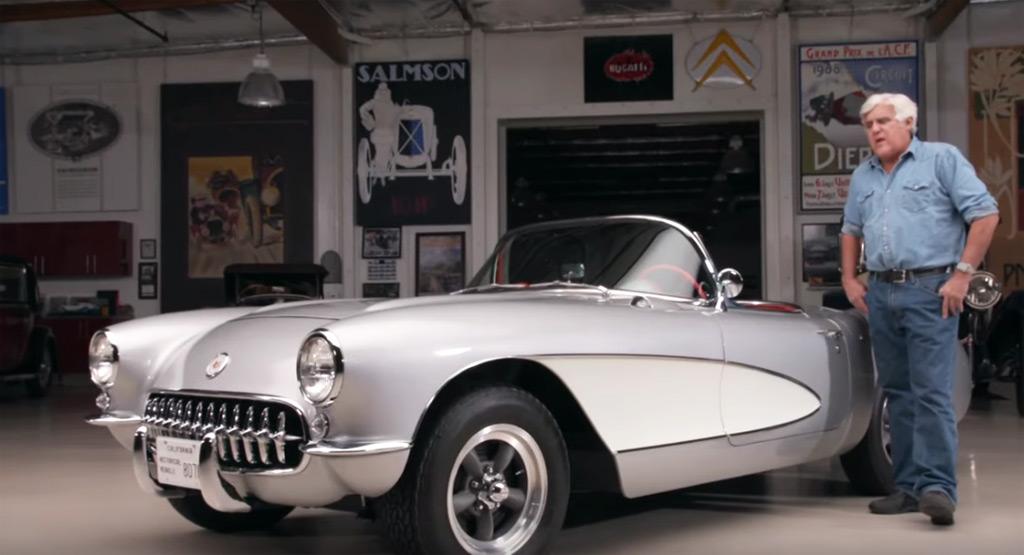Jay Leno's 1957 Chevrolet Corvette is C1 perfection