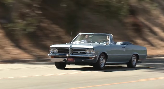 The Original Muscle Car Pulls Into Jay Leno S Garage