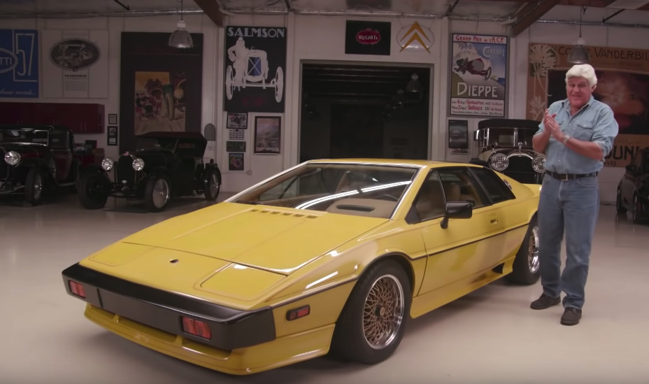 2018 Chevy 2500hd >> World's best 1977 Lotus Esprit visits Jay Leno's Garage