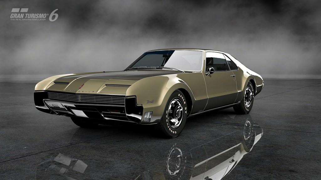 Image: Jay Leno's 1966 Oldsmobile Toronado, Gran Turismo 6, size: 1024 x 576, type: gif, posted ...