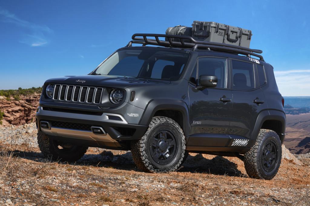 Jeep B-ute concept, 2018 Moab Easter Jeep Safari