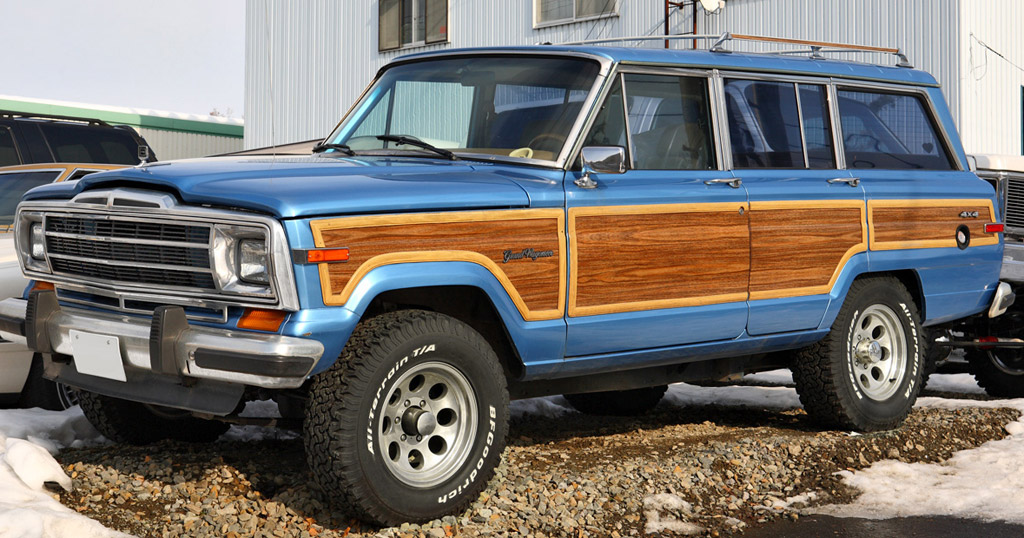 Jeep Grand Wagoneer >> Jeep Grand Wagoneer Poised For 2014 Return Report