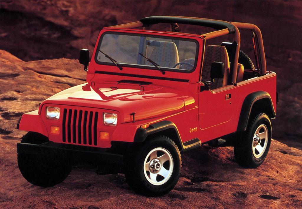 1987 Jeep Wrangler (YJ)