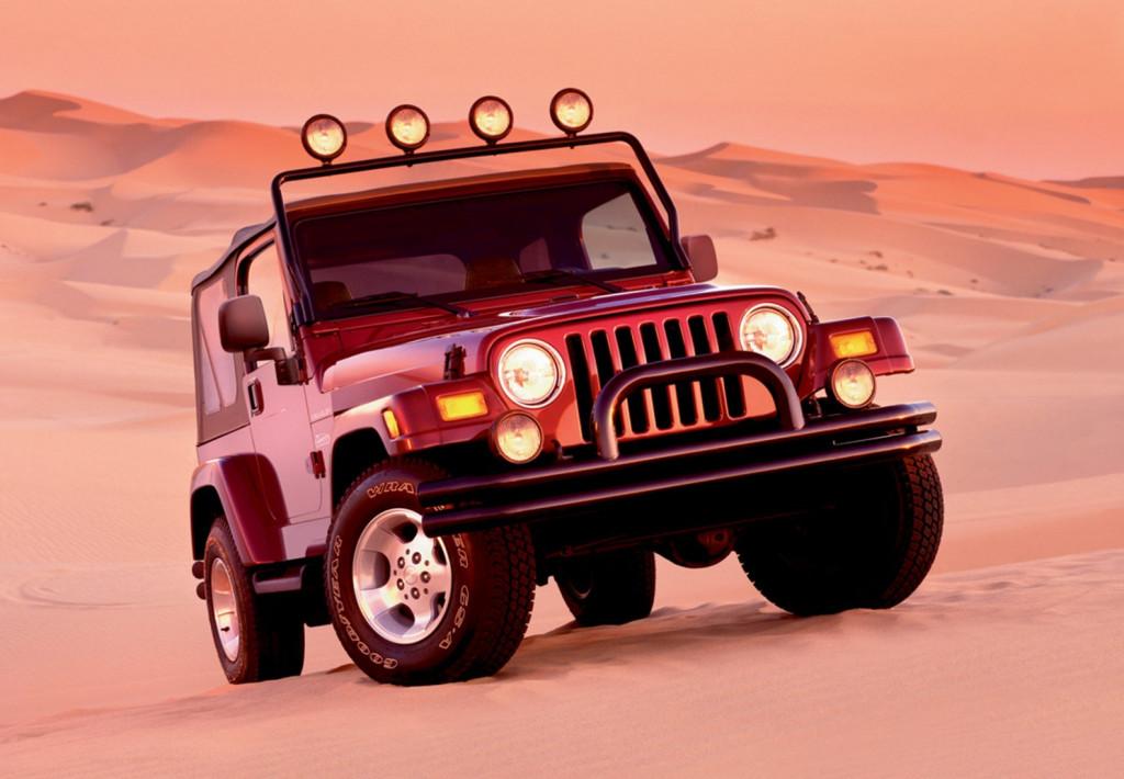 1996 Jeep Wrangler (TJ)