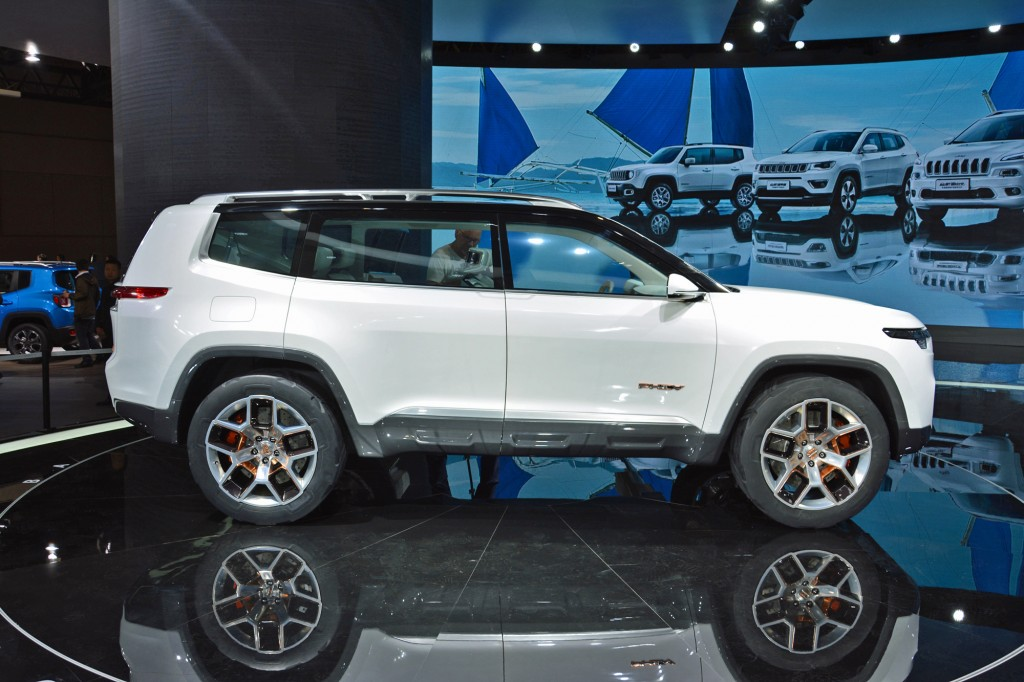 Image: Jeep Yuntu concept, 2017 Shanghai auto show [photo ...