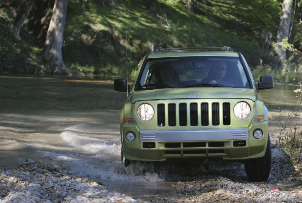 2010 Jeep Patriot