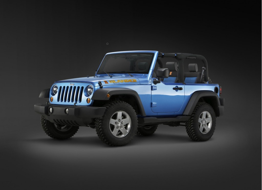 Chrysler Recalls 288,968 Jeep Wranglers For Possible Brake Fluid Leak