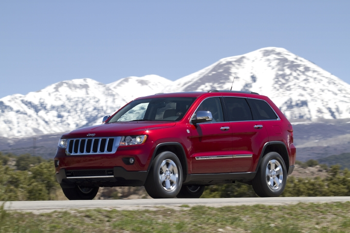 2011 Jeep Grand Cherokee Review Ratings Specs Prices And Photos The Car Connection