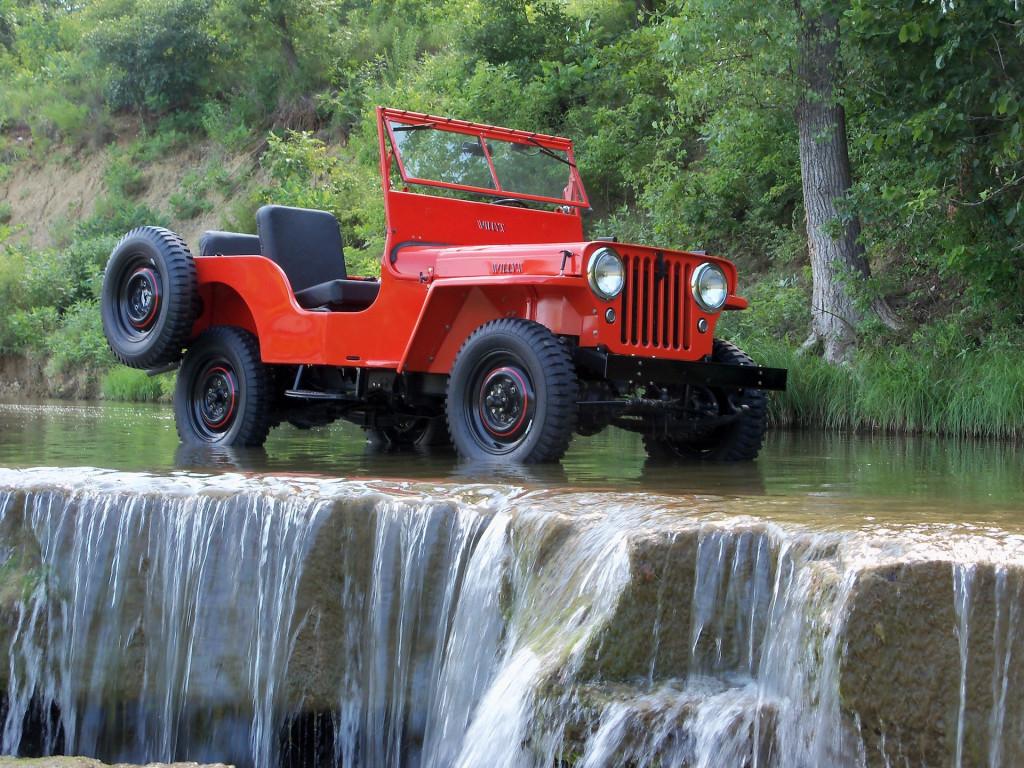 1947 Willys-Overland CJ-2A