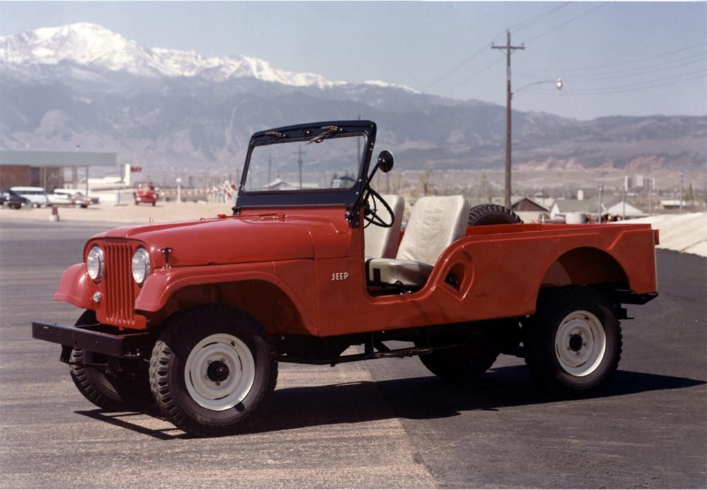 1955 Jeep CJ-6