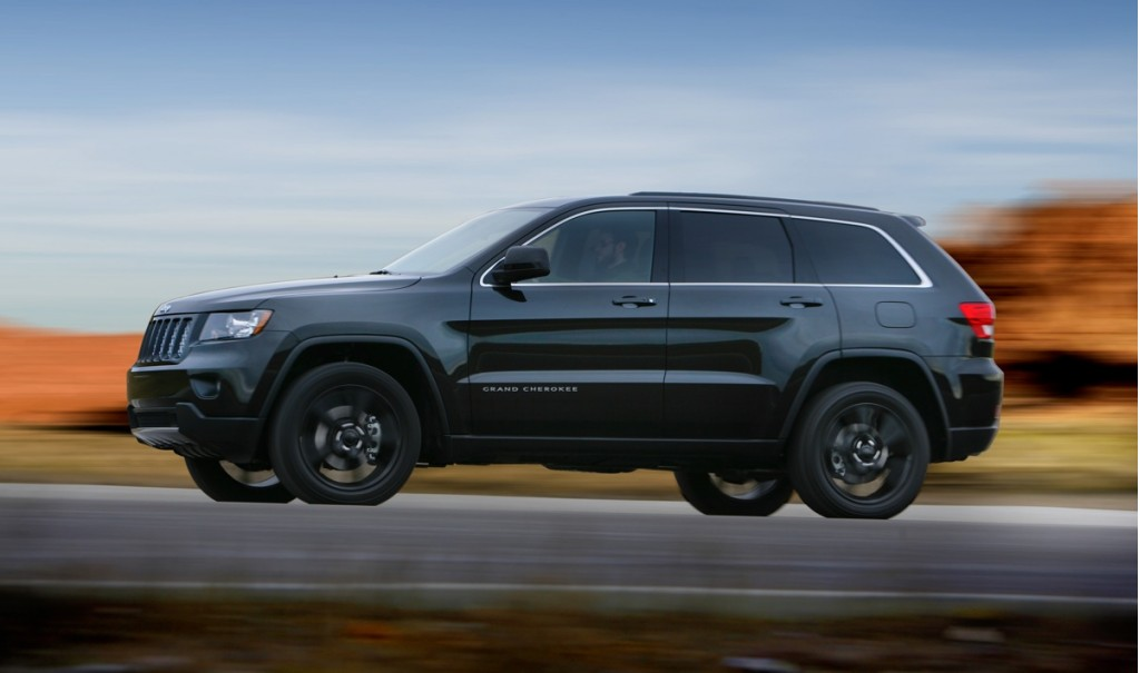 Jeep Reveals New 2012 Grand Cherokee Package Name My Ride Contest