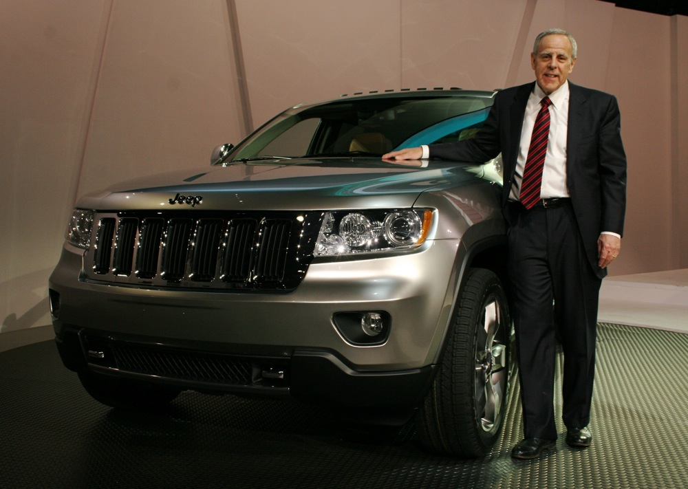 Jim Press and 2011 Jeep Grand Cherokee