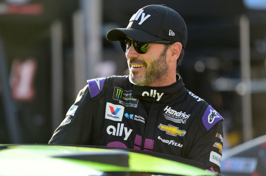 Jimmie Johnson to retire from full-time NASCAR racing after 2020 season