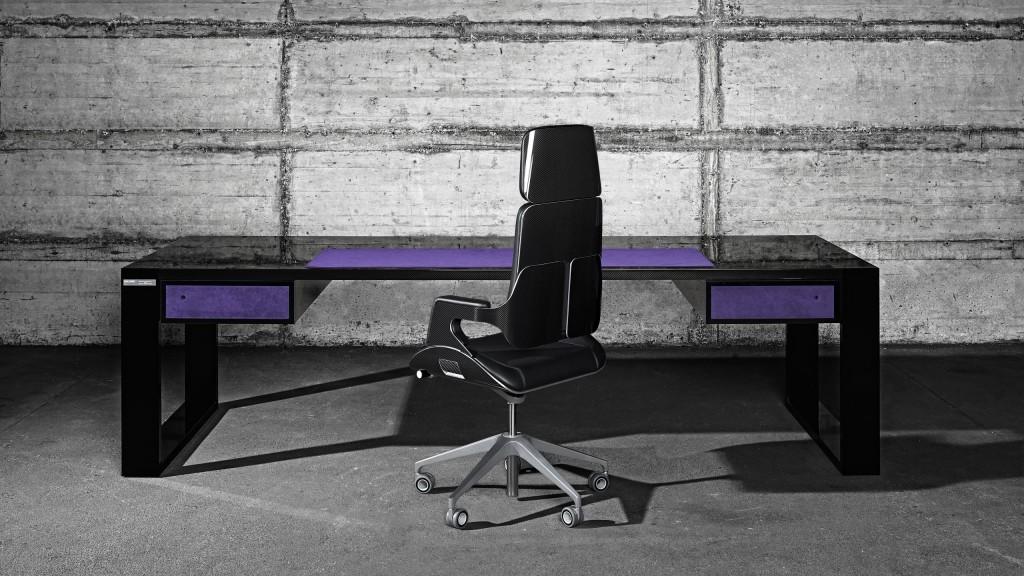 Race Inspired Carbon Fiber Table, Carbon Fiber Furniture Manufacturers