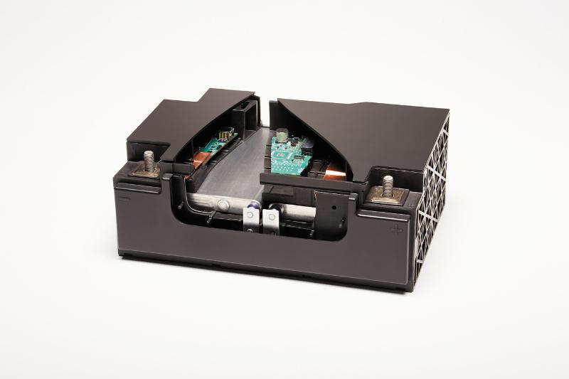 Johnson Controls 12-volt lithium titanate battery