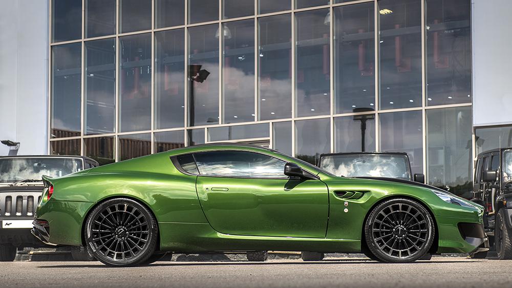 Meet the Kahn Design Vengeance inspired by the Hulk