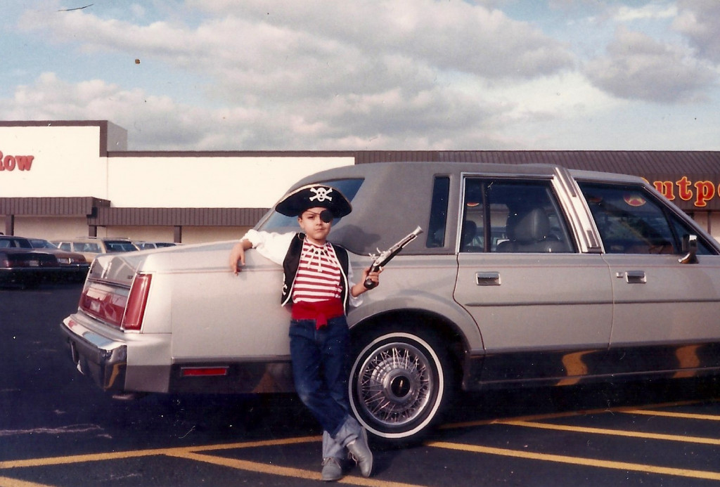Kalogiannis family Lincoln Town Car