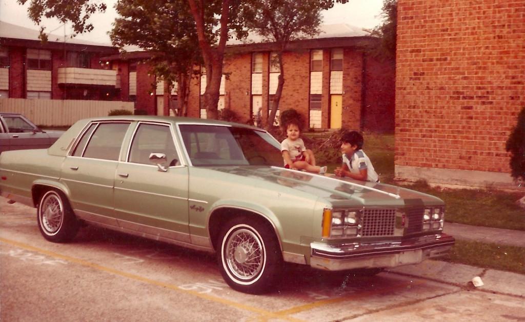 Kalogiannis family Oldsmobile 98