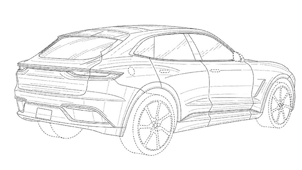 Karma GX-1 patent drawing