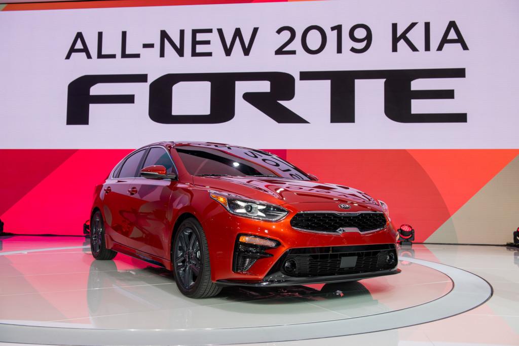 2019 Kia Forte video preview