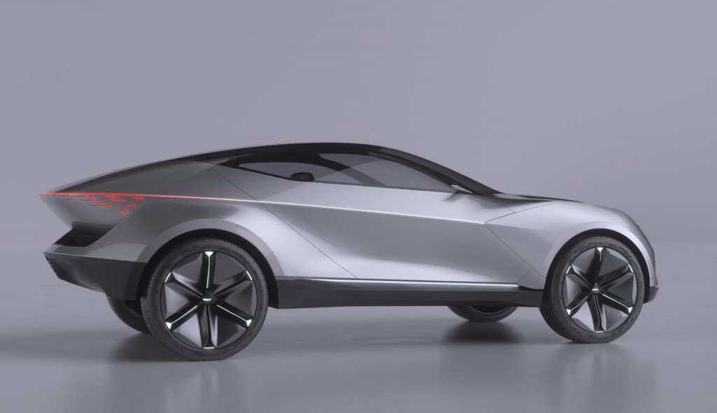 "Kia Futuron concept points to the electric ""SUV coupe"" of the future"