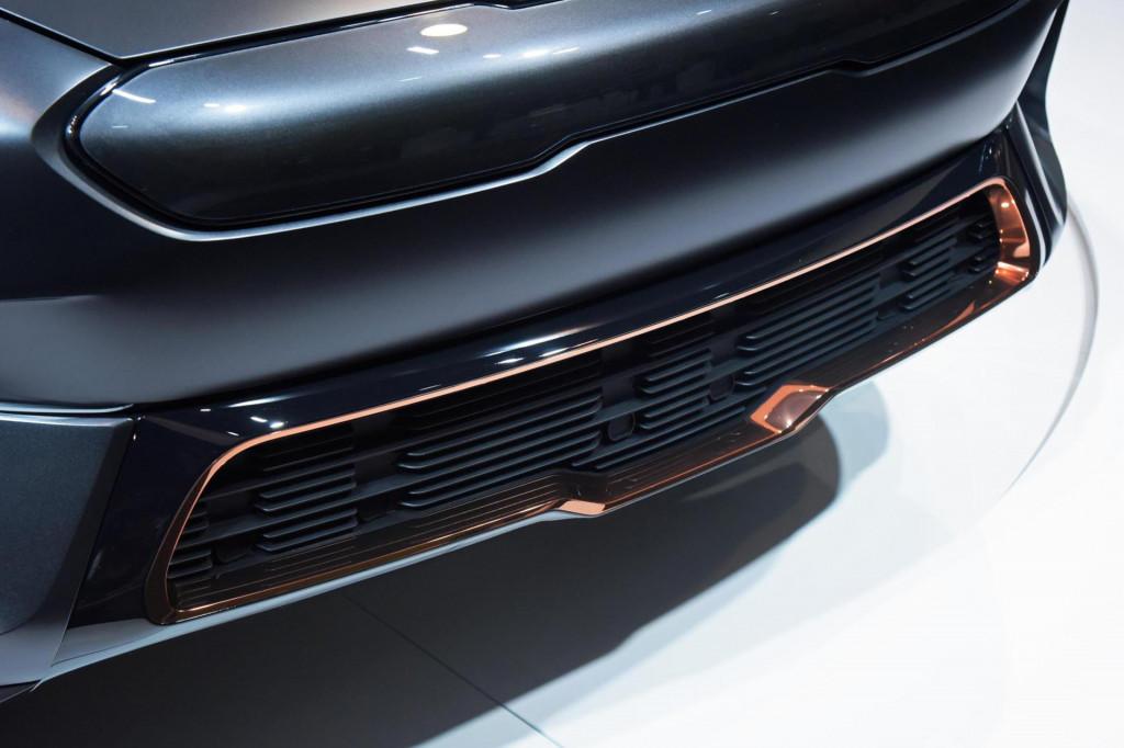 Kia Niro EV concept with 238-mile range debuts at 2018 CES