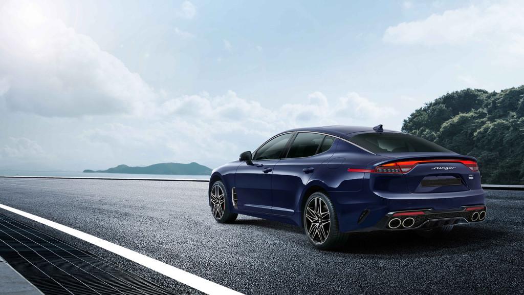 2021 Kia Stinger preview: New look for sporty fastback sedan