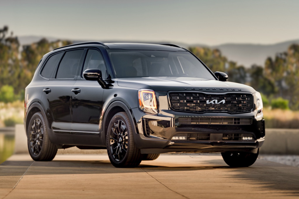 2022 Kia Telluride price increases up to $700, adds larger touchscreen