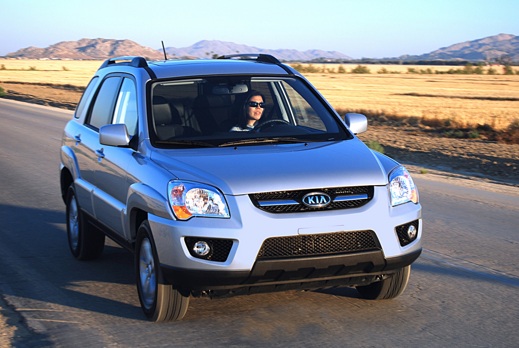 2008-2009 Kia Sportage recalled: nearly 72,000 U.S. vehicles affected