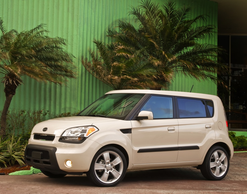 2010 Kia Soul Stylish Safe And Efficient For Families