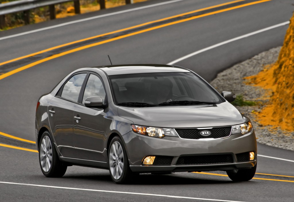 His and Her Review: 2010 Kia Forte