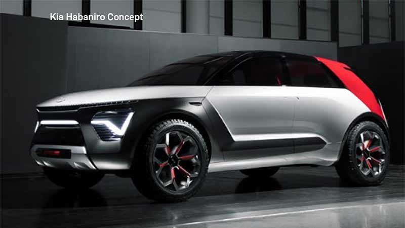 Kia Habaniro concept to spice up the New York auto show
