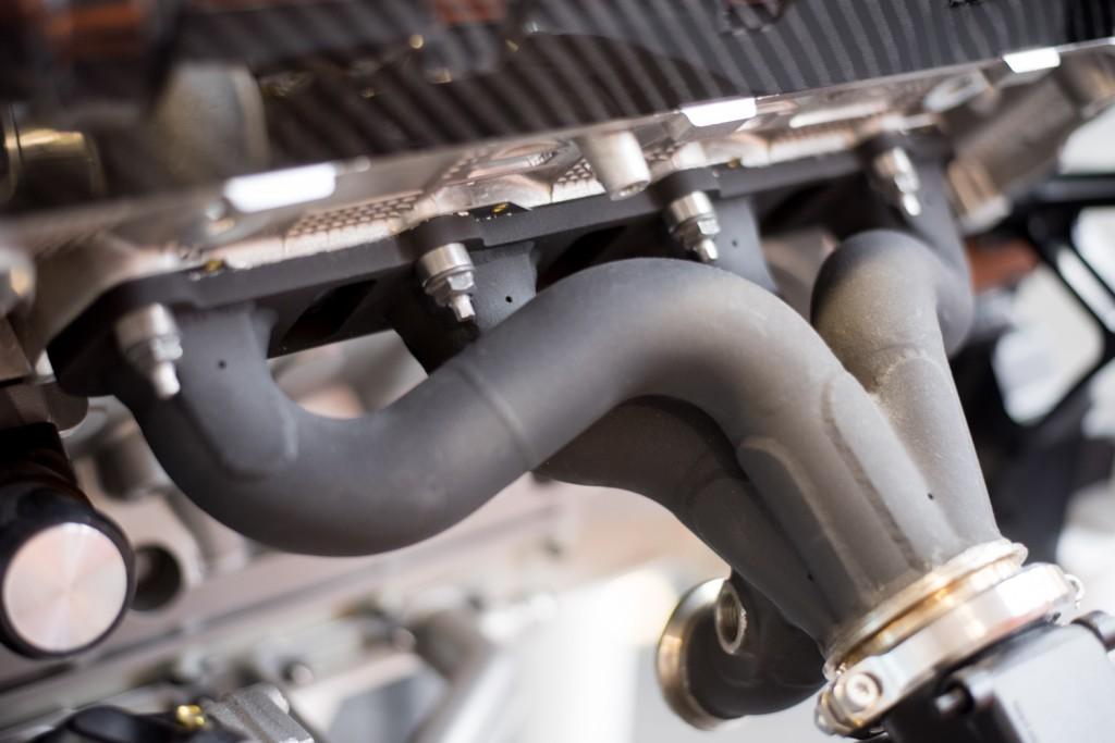 Koenigsegg Agera RS engine