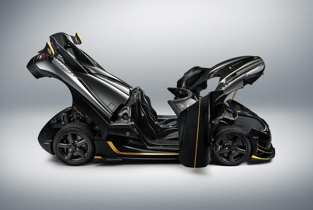 Koenigsegg Agera RS 'Gryphon'