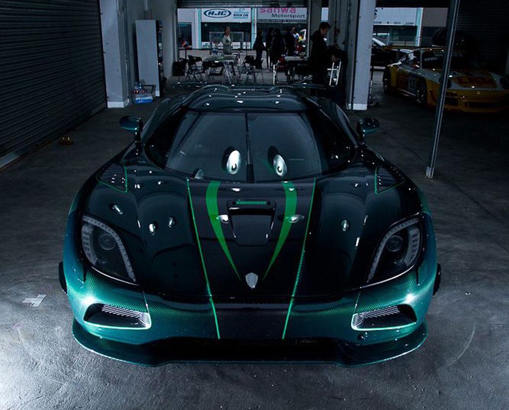 Koenigsegg Agera S More Transformers 4 Cars Lincoln Mkz Driven Car News Headlines