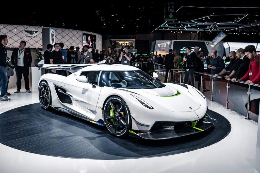 Super fast in every way, $3M Koenigsegg Jesko supercar officially sold out
