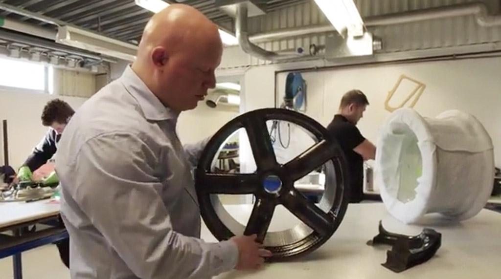 New Inside Koenigsegg Episode Shows How Carbon Fiber